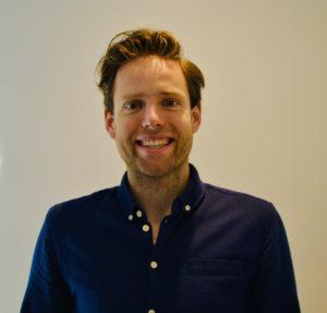 Chiropractor Tilburg Björn Denissen