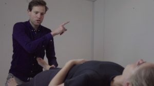 Heup spierkracht testen chiropractor